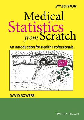 Medical Statistics from Scratch: An Introduction for Health Professionals Cover Image