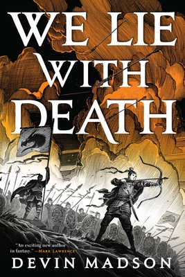 We Lie with Death (The Reborn Empire #2) Cover Image