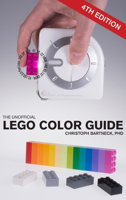 The Unofficial LEGO Color Guide: Fourth Edition Cover Image