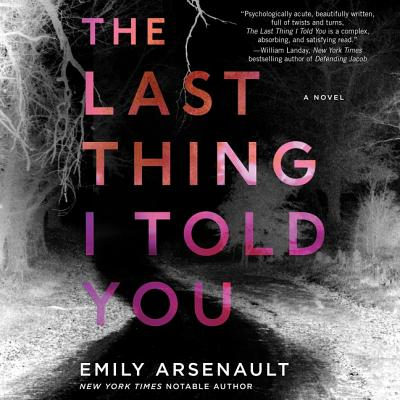 The Last Thing I Told You Lib/E Cover Image
