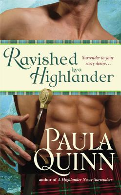 Cover for Ravished by a Highlander (Children of the Mist #1)