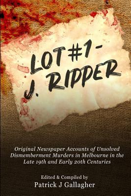 Lot 1 - J. Ripper Cover Image