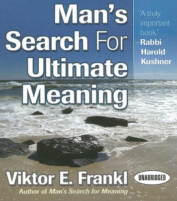 Man's Search for Ultimate Meaning Cover