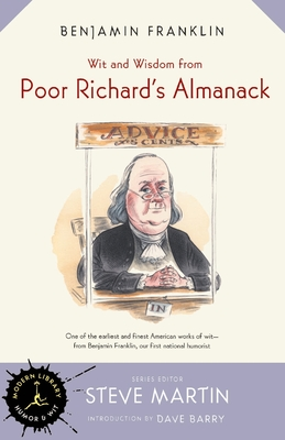 Poor Richard's Almanack Cover