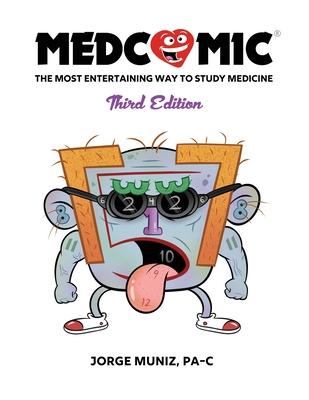 Medcomic: The Most Entertaining Way to Study Medicine, Third Edition Cover Image