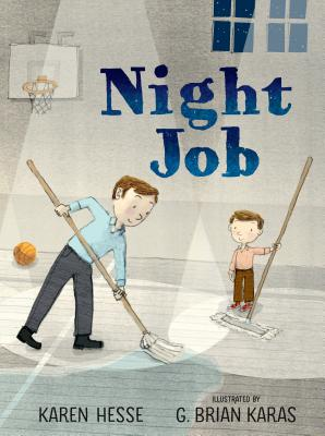 Night Job Cover Image
