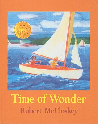 Cover for Time of Wonder