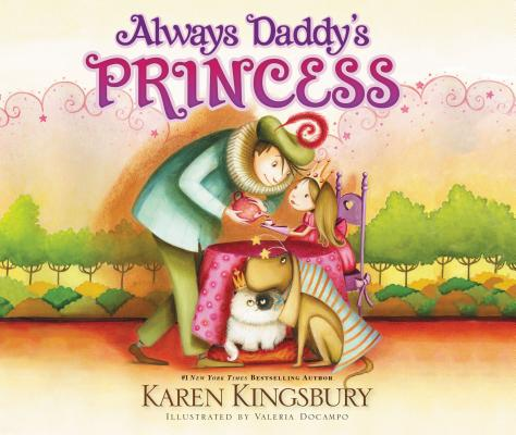 Always Daddy's Princess Cover Image
