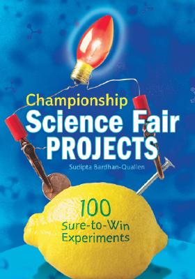 Championship Science Fair Projects Cover