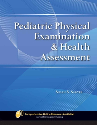 Pediatric Physical Examination & Health Assessment Cover Image