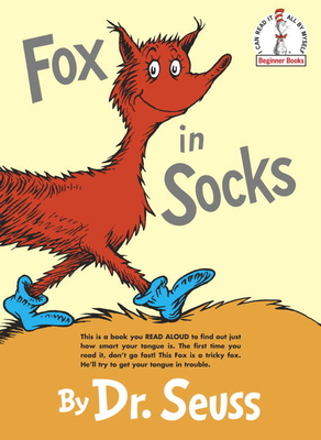 Fox in Socks (Beginner Books(R)) Cover Image