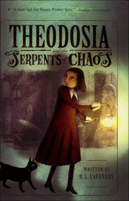Theodosia and the Serpents of Chaos Cover Image