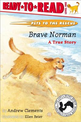 Brave Norman: A True Story (Pets to the Rescue) Cover Image