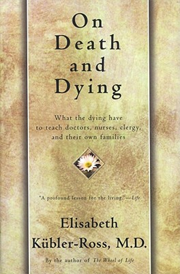 On Death and Dying Cover