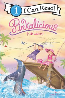 Pinkalicious: Fishtastic! (I Can Read Level 1) Cover Image