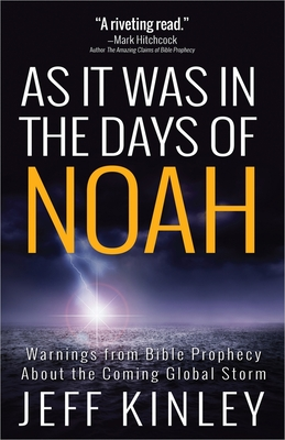 As It Was in the Days of Noah Cover