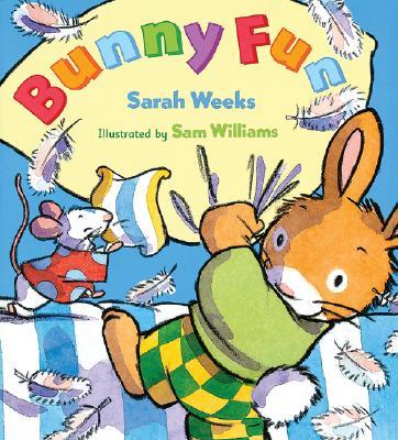 Bunny Fun Cover