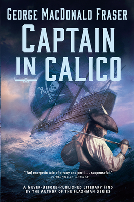 Cover for Captain in Calico