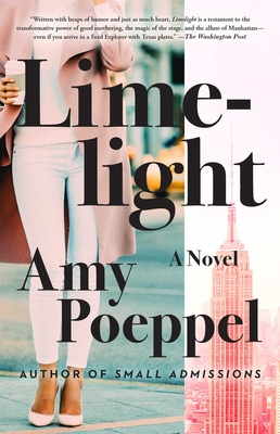 Limelight: A Novel Cover Image