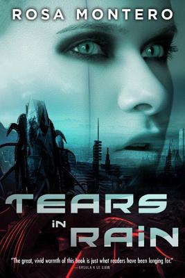 Cover for Tears in Rain (Bruna Husky #1)