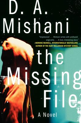 The Missing File Cover Image