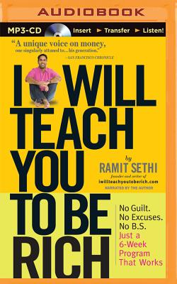 I Will Teach You to Be Rich Cover Image