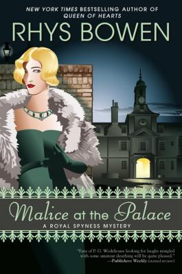 Malice at the Palace Cover Image