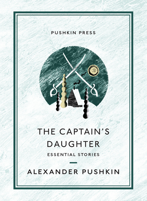 Cover for The Captain's Daughter
