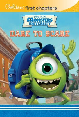 Dare to Scare (Disney/Pixar Monsters University) Cover