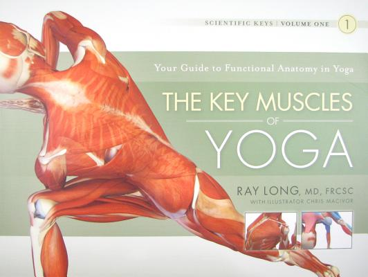 The Key Muscles of Yoga (Scientific Keys #1) Cover Image