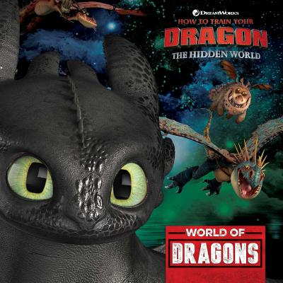 Cover for World of Dragons (How To Train Your Dragon