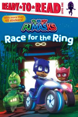 Cover for Race for the Ring