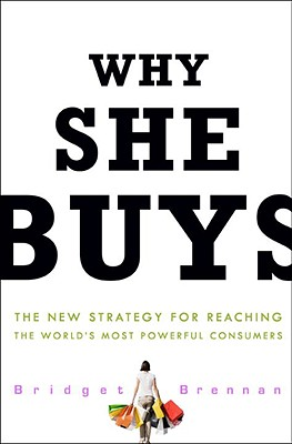 Why She Buys Cover