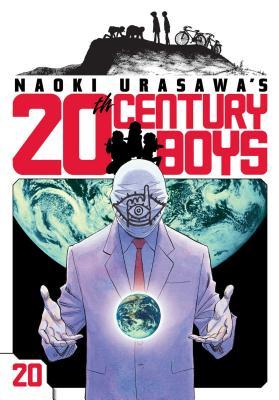Naoki Urasawa's 20th Century Boys, Volume 20 Cover