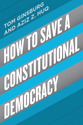How to Save a Constitutional Democracy Cover Image