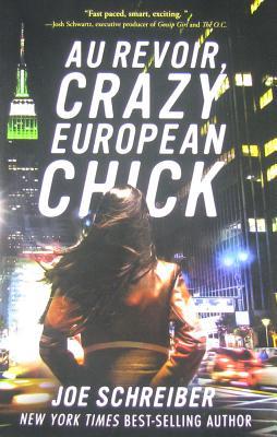 Au Revoir, Crazy European Chick Cover