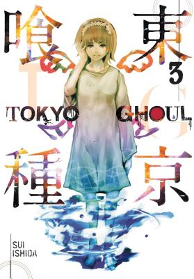 Tokyo Ghoul, Vol. 3 Cover Image
