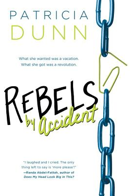 Cover for Rebels by Accident