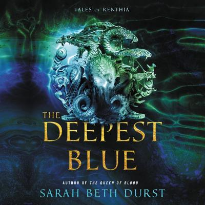 The Deepest Blue Lib/E: Tales of Renthia Cover Image