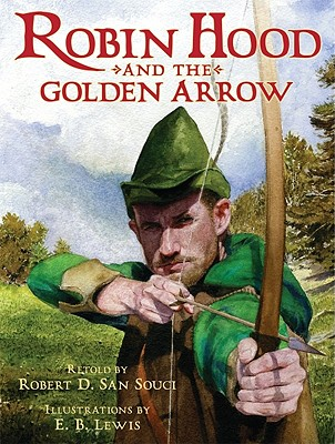 Robin Hood and the Golden Arrow Cover