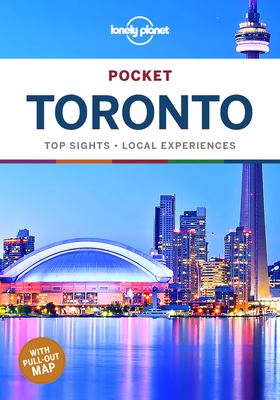 Lonely Planet Pocket Toronto 1 (Travel Guide) Cover Image