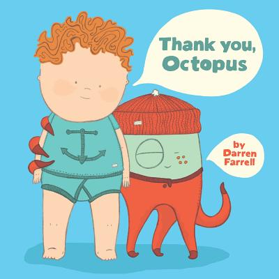 Thank You, Octopus Cover Image