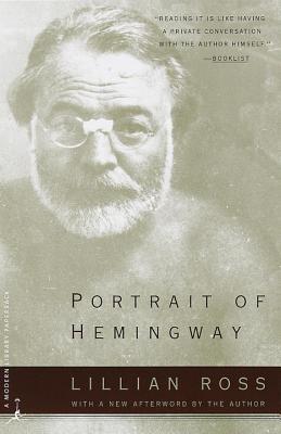 Portrait of Hemingway Cover