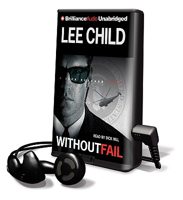 Without Fail [With Headphones] (Playaway Adult Fiction) Cover Image