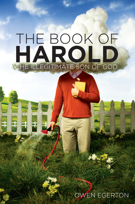 The Book of Harold: The Illegitimate Son of God Cover Image