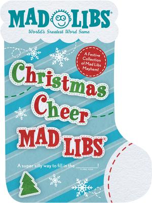 Christmas Cheer Mad Libs Cover Image