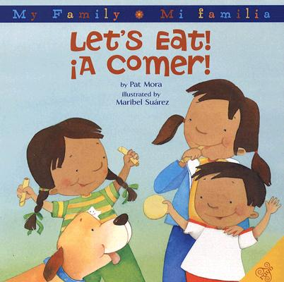 Let's Eat!/A Comer! Cover