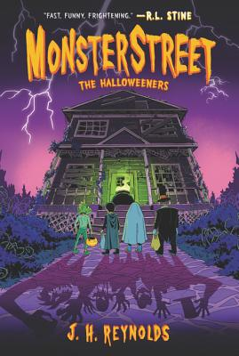Monsterstreet #2: The Halloweeners Cover Image