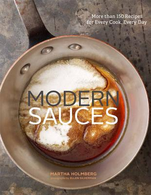 Modern Sauces Cover