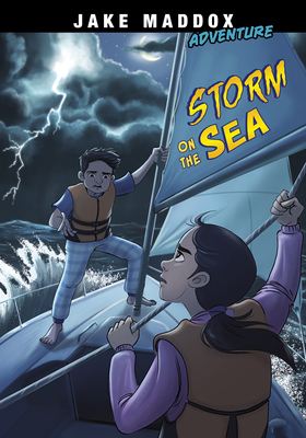 Cover for Storm on the Sea